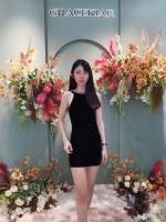 D0377 Black Dress