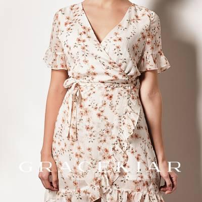 D0643 Flower Power Dress
