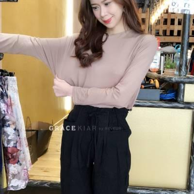 T0710 Long Sleeve Knit Top