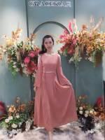 D0502 Sweetheart Dress