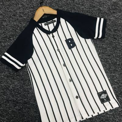 CH0004 Stripped Tshirt Kids (Boy)