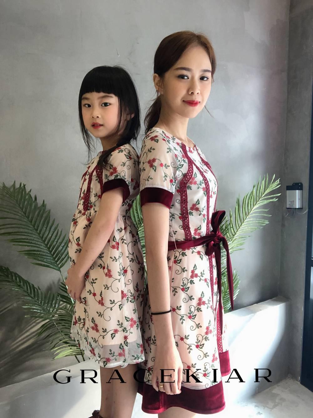 CH0153 Lollita Lace Dress