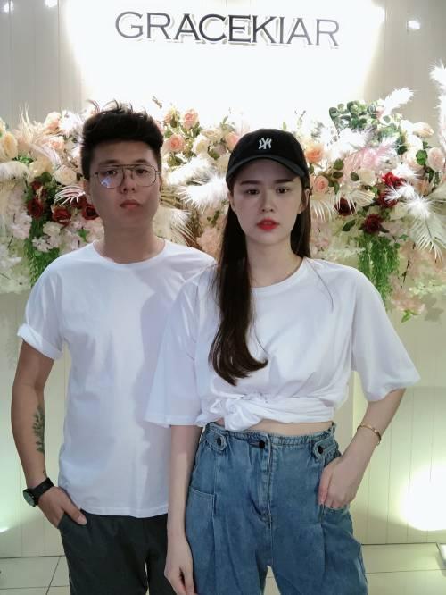 M0030 Plain T-shirt