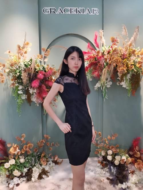 D0153 Lacey Dress